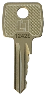 Schneider 1242E replacement keys