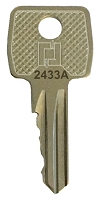 Legrand 2433A replacement keys