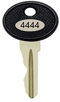Mesan 4444  replacement keys