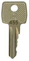 Legrand 455  replacement keys