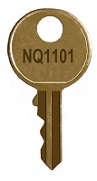 Square D NQ1101 replacement keys