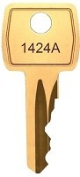 Furnas: 1424A /  64XK0 replacement keys