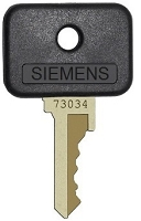 Siemens    (OMR)   73034        replacement keys