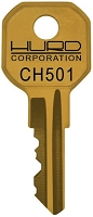 Rees CH501     (gold)  replacement keys