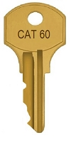 Eaton / Westinghouse / Cutler-Hammer CAT60 replacement keys