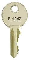 Hager E1242 replacement keys