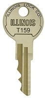 Micro Switch  #  T159  replacement keys